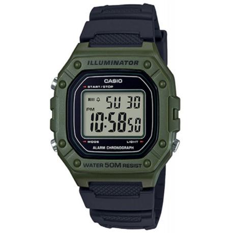 Zegarek dziecięcy Casio W-218H-3AVEF   EWK017 (1)