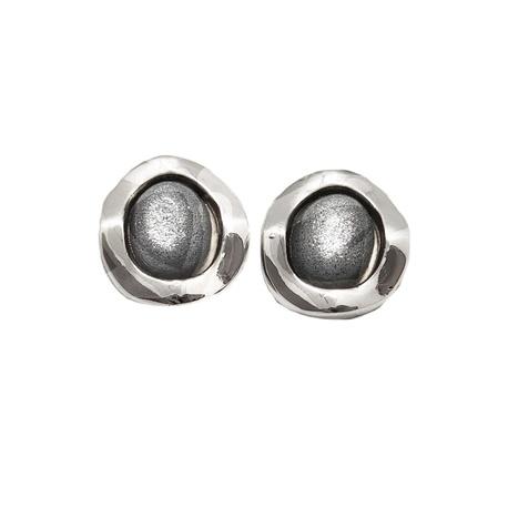 Kolczyki srebrne z onyksem | EJE183 (1)